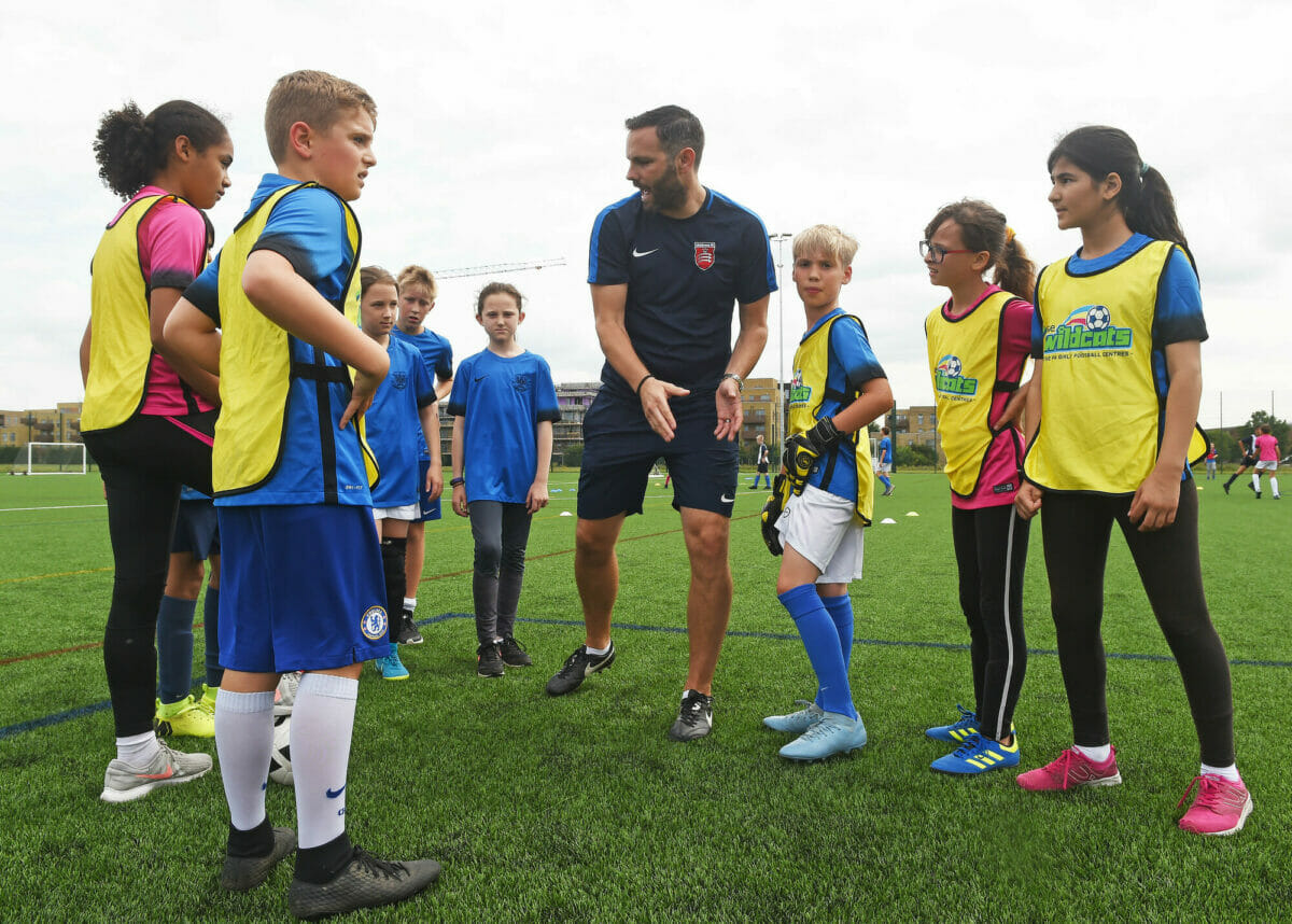Middlesex football clubs benefit from Play Fund Win's fundraising draw